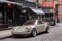 My Porsches