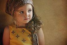 Little Girl Glamour Portrait Inspiration
