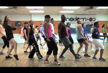 Exericse / Dance videos