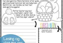 Teaching - Easter
