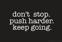 get off the couch and do it!