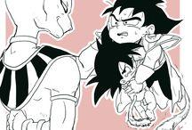 Goku x Vegeta