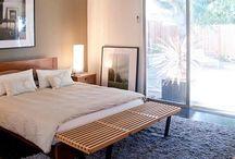 4 Te Makiri - Master bedroom / House plants