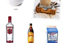 Drink Recipes / by Sydney Sopher
