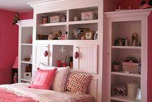 Tween & Teen Bedrooms
