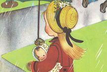 Eloise wilkins- vintage illustrator