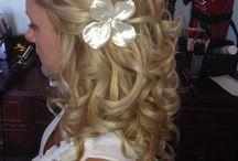 Hair Trial by iMakebeautiful / wedding hair trials
