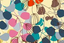 FLORAL NOT FLOWERY {wedding inspiration} / Pattern, illustration and design, inspired by nature - ideas if you want to use nature in your wedding stationery