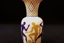 Porcelain Olympic Games 1980