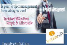 IncisivePMS - Project Management Software