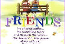 Vriendschap / Vriendschap... Niemand kan zonder..