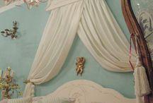 dekoratif yatak başları