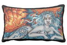 %__Lumbar Throw Pillows__%