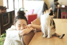 Cat ME! / #cat #Love #Pet #cute #happiness #relation