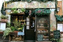 a shop or restaurant that inspires / retail and dining