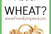 Food - Wheat Belly Recipes/Info / by Christine Baudier