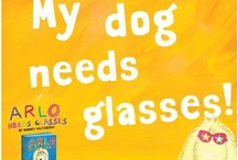 My Dog Needs Glasses! / Leave a link to your photo in a comment on one of our pins or email promotions@workman.com with the link. The five photos with the most likes and re-pins by July 31st will win an autographed book. See complete rules here: http://bit.ly/LElniz