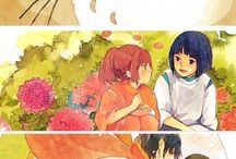 Animation Movies / Studio Ghibli and Disney