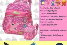 Mochilas Infantis