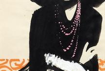 Classic: René Gruau / by Katie Crawford