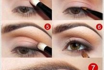 Make-up / how to and life hacks about make-up ♡