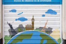 Mosaico Idiomas / Agencia de cursos de idiomas en el extranjero. Todas nuestras comunicaciones y ofertas. Teléfono +34 954 228 973