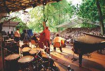 Festival Django Reinhardt à Samois-sur-Seine / Festival Django Reinhardt à Samois-sur-Seine