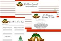 Holiday Planners & Traditions