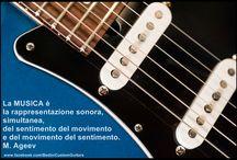 Aforismi / Sito web: http://www.bedinicustomguitars.com   Seguici su Facebook: https://www.facebook.com/BediniCustomGuitars