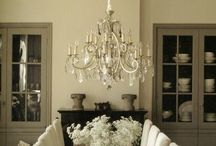 Ceiling molding and Chandlier molding