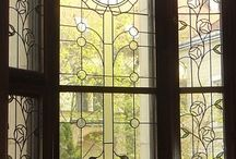 Stainedglass Windows... / Its beautiful, and a great hobby too!