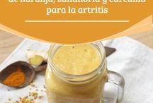 licuado para la artritis