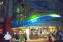 Atlantic City Shopping / Shoppers will marvel at Atlantic City's great selection of exclusive retail shops such as Gucci, Armani Exchange and Tiffany & Co. / by Atlantic City Strip Online