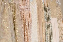 Sparkly Wedding Trends / Wedding details and inspiration based on all things sparkly!