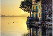 Iseo Italië