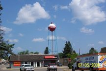 Water Towers & Lighthouses / by Katie Hennessy