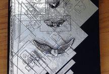 alu tape art
