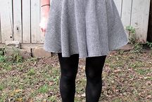 sewing pattern women skirts - patrons de couture femme jupes