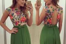 maria bonita fashion / Moda feminina