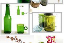 Reciclado de botellas