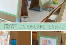 art class / classroom organization