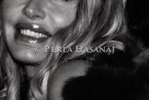 Photos Perla Hasanaj -Valeria Marini