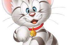 El gato travieso