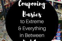 Couponing Basics to Extreme