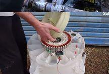 Refolosire motor mașină de spălat