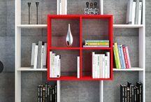 melamine shelves