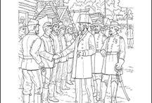 Civil war and slavery