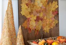Fall leaves / by Allison Slavens Zielke