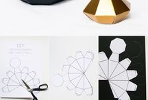 Paper craft and origami
