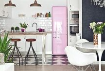 Kitchen Space. / by Lola & Ivy PR
